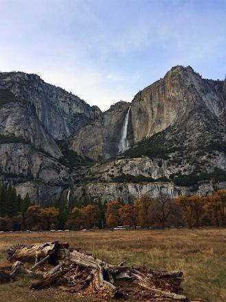 Yosemite, CA, 11/05/2017