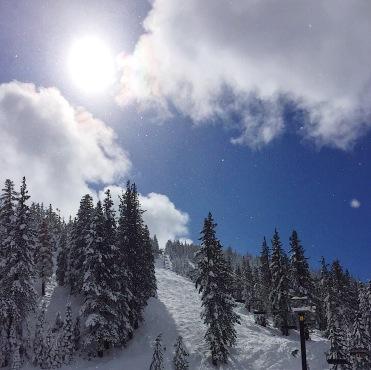 Lake Tahoe, NV, 02/25/2017